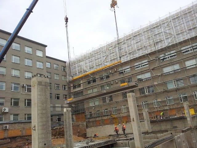 Tartu Ülikooli Maarjamõisa haigla juurdeehitus